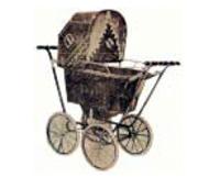 大正・昭和年代初期の「乳母車」
