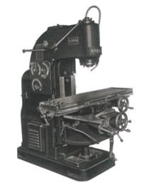 昭和14年から16年製造 立フライス盤