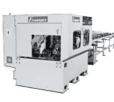 全自動式切断両端加工機「CKM9-70PL」