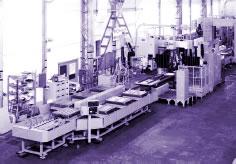 大型組立工場(恒温室)