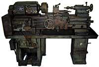 LF型精密旋盤 1941年(昭和16年)生産開始