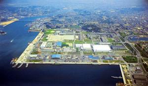 本社工場(岡山県倉敷市)