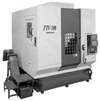 FTV-500 5軸加工機