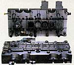 モーター金型